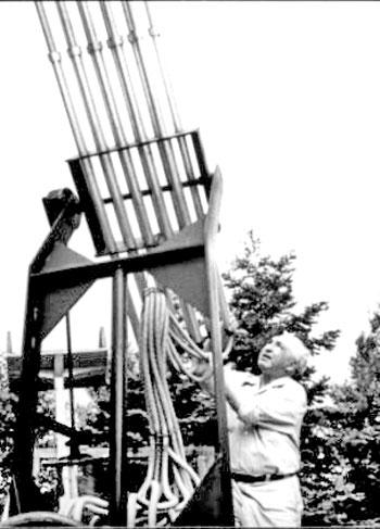 Wilhem Reich y su Rompenubes